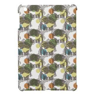 Elefant-Muster iPad Mini Hülle