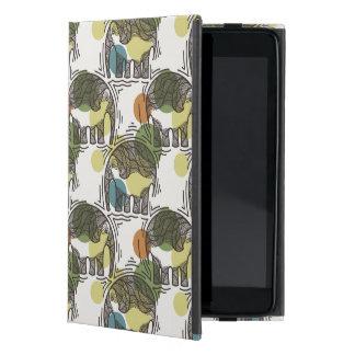 Elefant-Muster iPad Mini Schutzhüllen