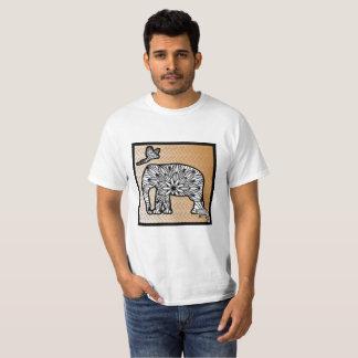 Elefant-Papagei meine besten Freunde sind WILDES T-Shirt
