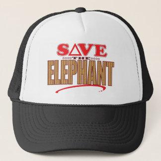 Elefant retten truckerkappe