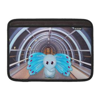 Elefant-Schmetterling MacBook Sleeve