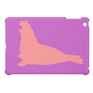 Elefant-Siegel Ipad Minifall-Rosa Schutzhülle Fürs iPad Mini