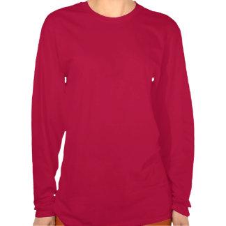 Elefant-Silhouette-Gänseblümchen-Inspirational Shirts