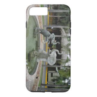 Elefant-Skulptur iPhone Fall iPhone 8 Plus/7 Plus Hülle