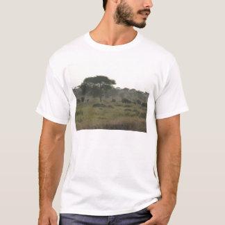 Elefant-T - Shirt, afrikanische Safari-Sammlung T-Shirt