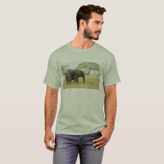 Elefant-T - Shirt für Männer