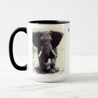 Elefant Tasse