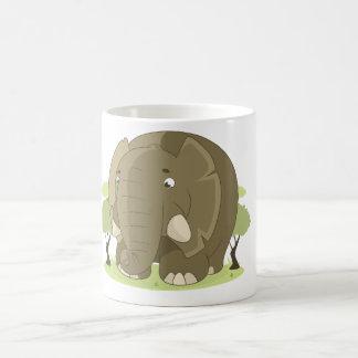 Elefant-Tasse Kaffeetasse