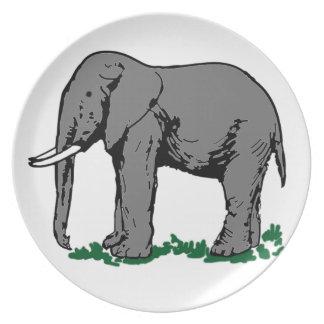 Elefant Teller