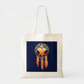 Elefant-Traumfänger-Taschentasche Tragetasche