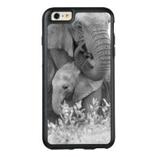 Elefant u. zwei Kälber | Samburu OtterBox iPhone 6/6s Plus Hülle