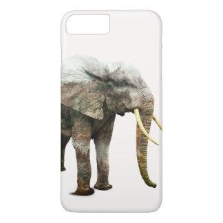 Elefant-Umwandlung iPhone 8 Plus/7 Plus Hülle