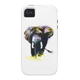 Elefant Vibe iPhone 4 Case