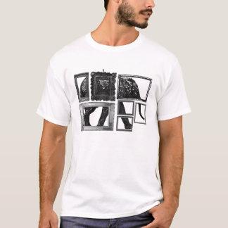 Elefant-Wand T-Shirt