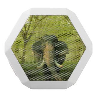 Elefant Weiße Bluetooth Lautsprecher