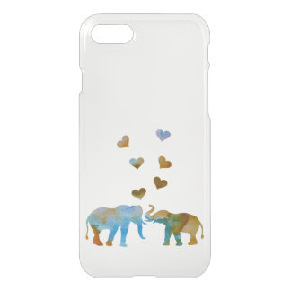 Elefanten iPhone 8/7 Hülle