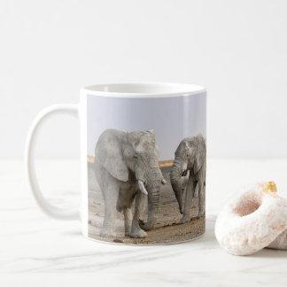 Elefanten Kaffeetasse