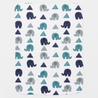 Elefanten Kinderwagendecke