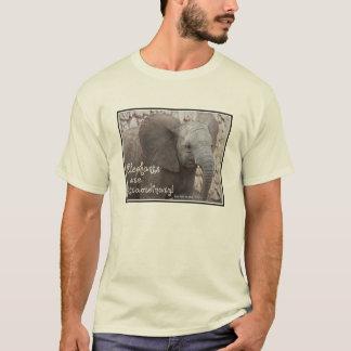 Elefanten sind außerordentlicher T - Shirt