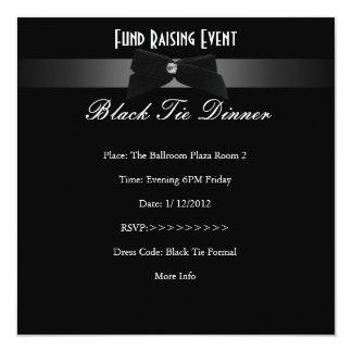 Elegant laden Sie Geldbeschaffer-formale schwarze Karte