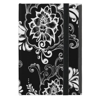 Elegant, stilvoll. girly, modernes cooles B&W mit Etui Fürs iPad Mini