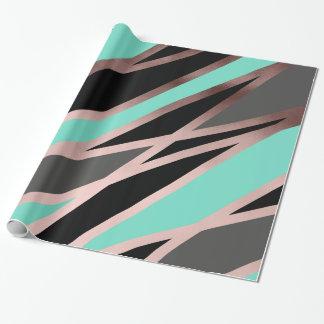 elegante abstrakte geschenkpapier