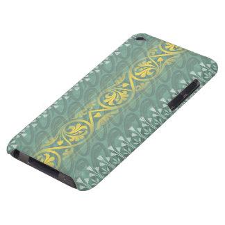 Elegante aquamarine iPod Case-Mate hüllen