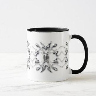 Elegante Art Tasse