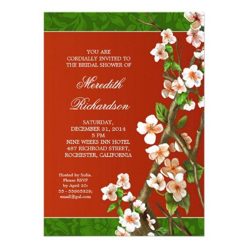 elegante Brautpartyeinladung Einladungen