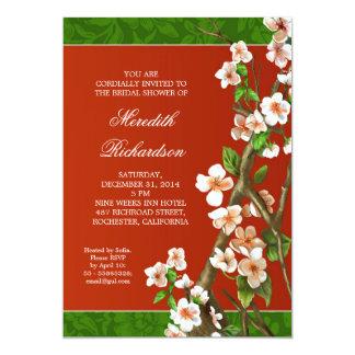 elegante Brautpartyeinladung 12,7 X 17,8 Cm Einladungskarte