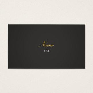 Elegante - en visitenkarten