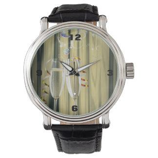 elegante gatsby Brüllenzwanziger jahre Uhr