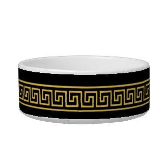 Elegante griechische napf