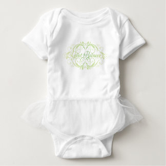 Elegante große Pyrenäen Baby Strampler