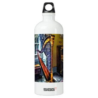 Elegante Harfe Aluminiumwasserflasche