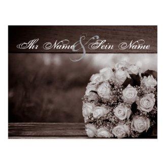 Elegante Hochzeits-Einladungen 12