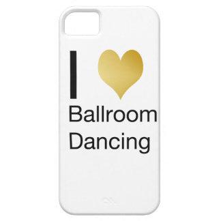 Elegante i-Herz-Gesellschaftstänze Schutzhülle Fürs iPhone 5