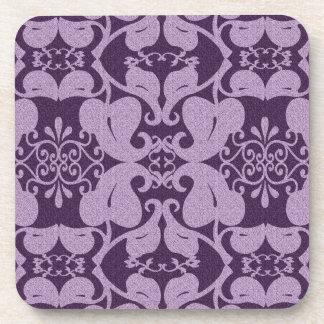 Elegante Lila und Lavendel-Untersetzer Untersetzer