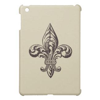 Elegante Lilie iPad Mini Hülle