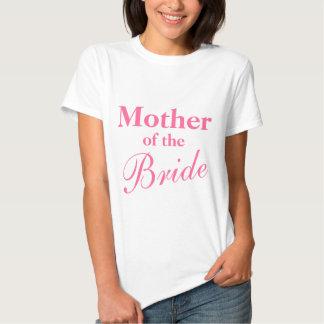 Elegante Mutter der Brautt-shirts Shirt