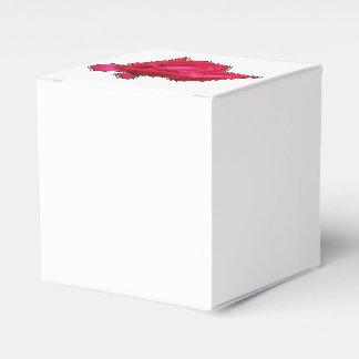 Elegante Rote Rose Geschenkschachtel