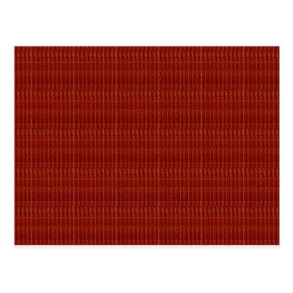 Elegante rote SCHABLONE addieren den Gruß des Postkarten