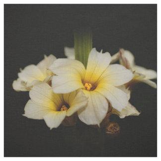 Elegante Satin-Blumen Stoff