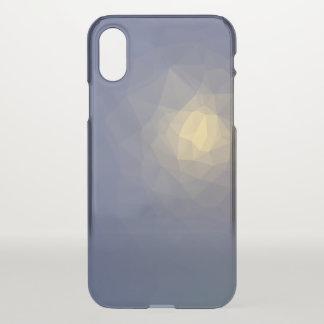 Elegante und moderne Geo-Entwürfe - Sphinx ewig iPhone X Hülle