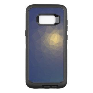 Elegante und moderne Geo-Entwürfe - Sphinx ewig OtterBox Defender Samsung Galaxy S8+ Hülle