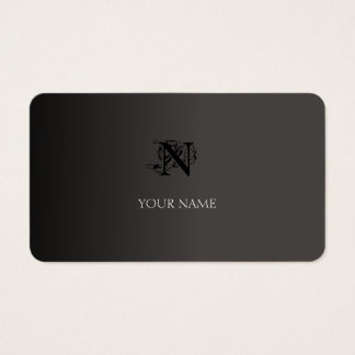 Elegante Visitenkarten