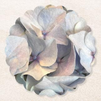 Elegante weiche BlumenUntersetzer Untersetzer