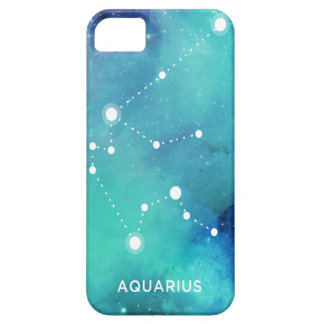 Eleganter aquamariner blauer iPhone 5 schutzhüllen
