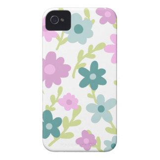 Eleganter Blumengarten iPhone 4 Hüllen