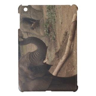 Eleganter Elefant iPad Mini Hülle
